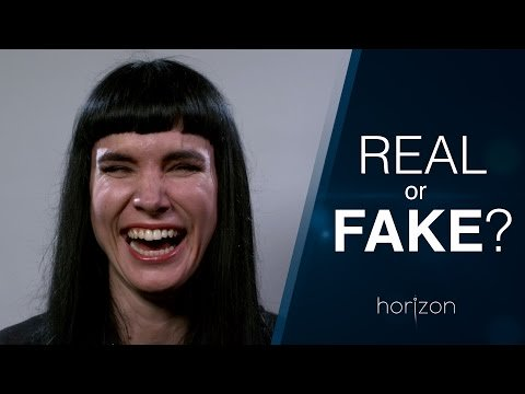 Real or fake? - Jimmy Carr and the Science of Laughter: A Horizon Special Preview - BBC One